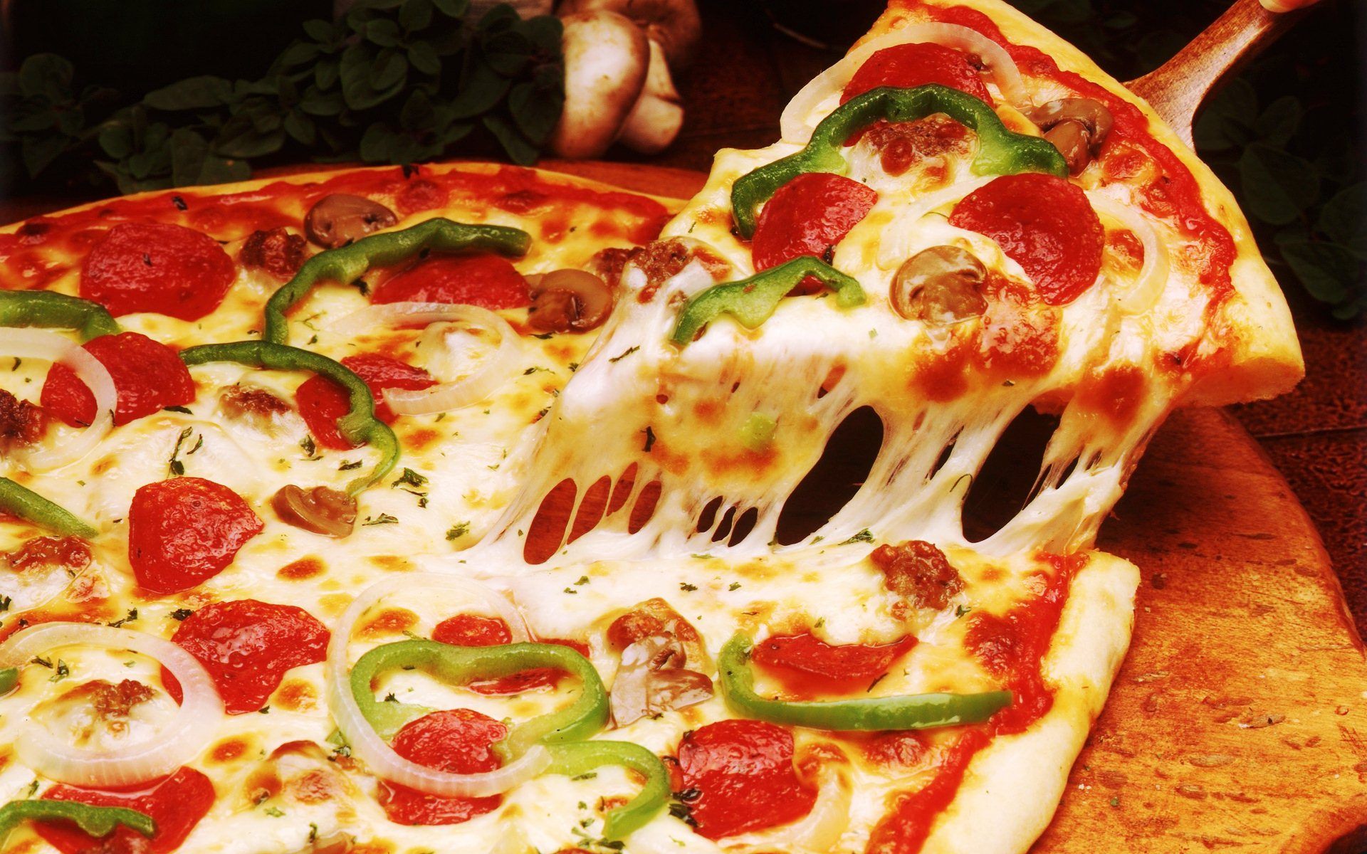 Make quality pizza at home