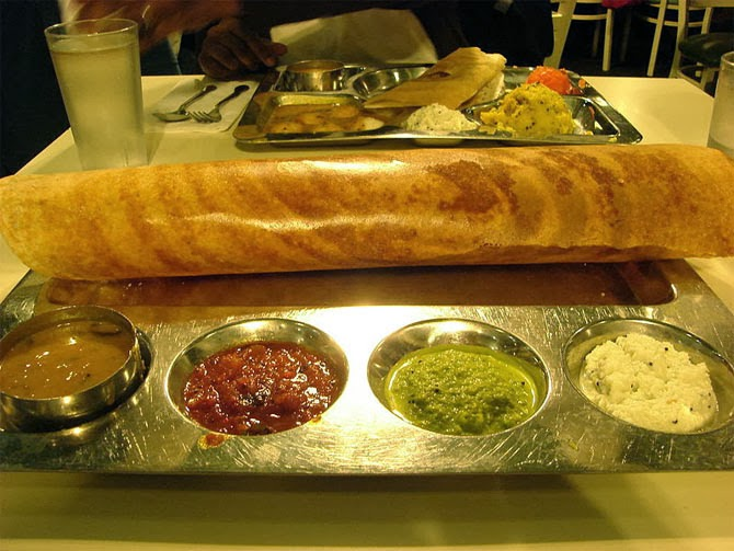 Different types of south indian dosas available in india foodguruz - Different indian cuisines ...