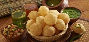 Some Variations Of Pani Puri All Around India