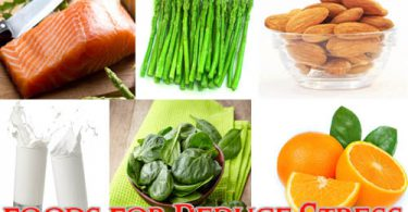 foods_for_ Reduce Stress_foodguruz