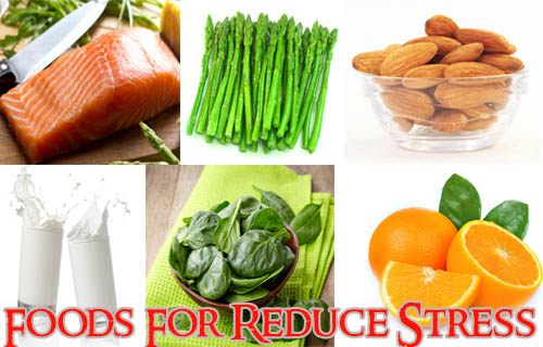 Food You Should Eat To Reduce Stress