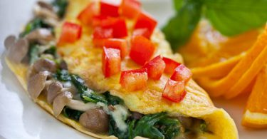 veg_omelet_food_after_wokout_foodguruz.in