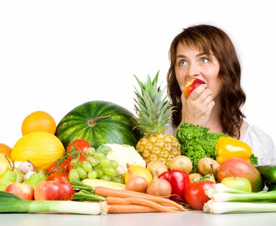Long Term Effects Of Only Eat Fruits And Vegetables - FoodGuruz