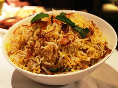 Different types of biryani available across india for Awadhi cuisine history