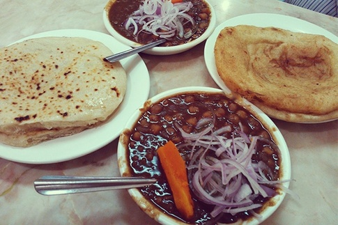 Best 7 Tasty Foods In Delhi
