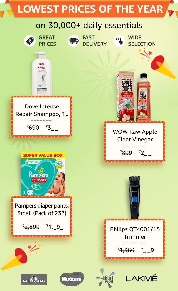 amazon great indian sale for fashion 2019