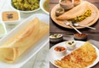 Varieties of Dosa - Plain Dosa Recipe, Mysore Masala Dosa Recipe and Rava Dosa Recipes 1
