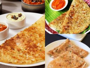 Varieties of Dosa - Plain Dosa Recipe, Mysore Masala Dosa Recipe and Rava Dosa Recipes 6